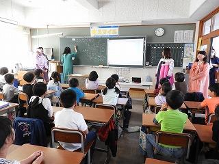 西の台小 第2回学校公開「学校へ行こうDay!」開催 - 大分市立西の台小学校
