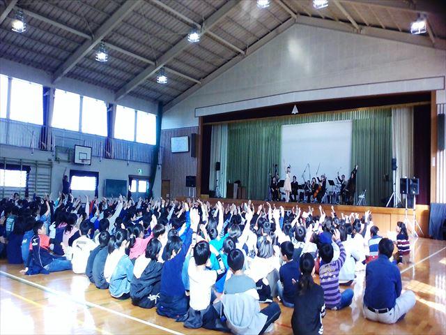 クラシックコンサート - 大分市立田尻小学校